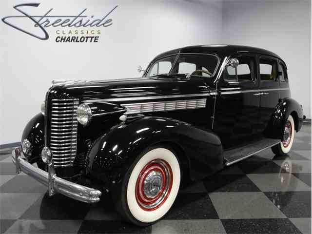 1938 Buick Special 40 Series Trunkback Sedan | 988612