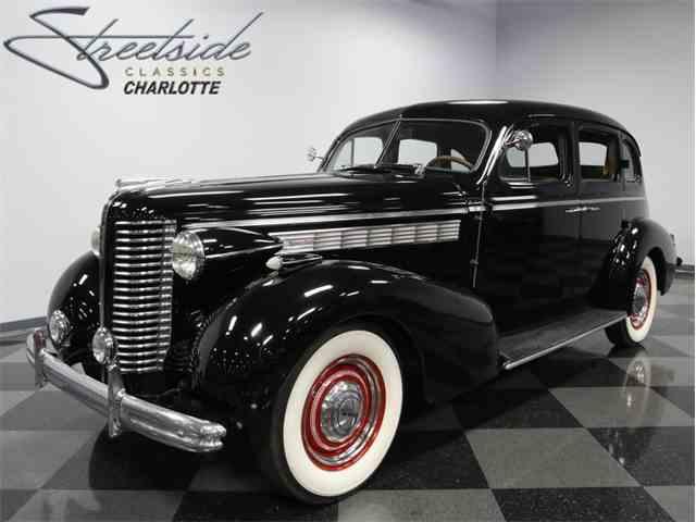 1938 Buick Special 40 Series Trunkback Sedan | 988612