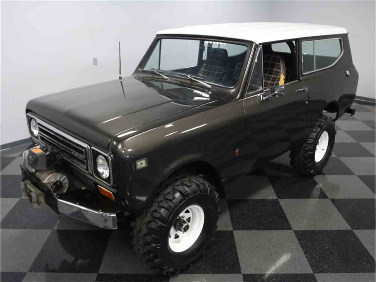 Similar vehicles 1978 international harvester scout ii