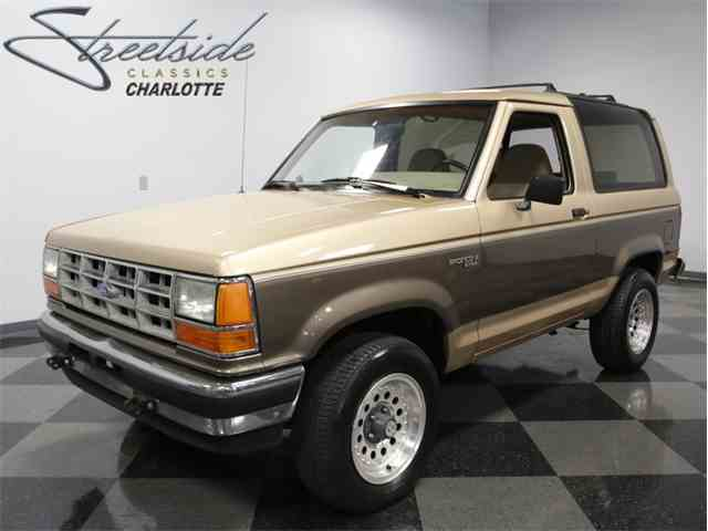 1990 Ford Bronco II | 988614
