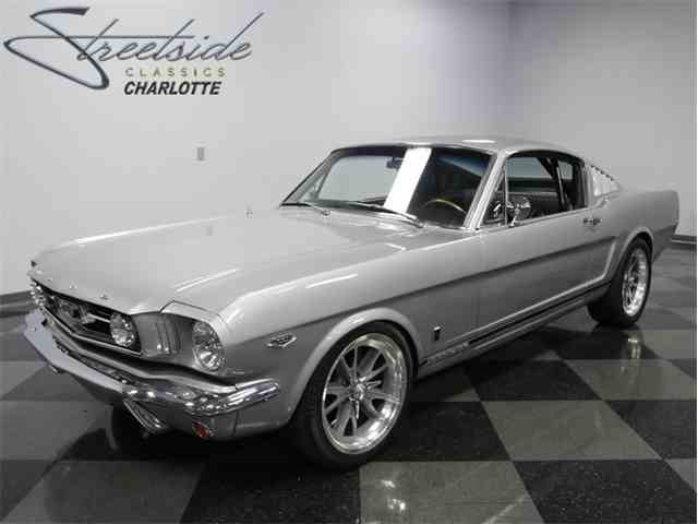 1966 Ford Mustang   988615