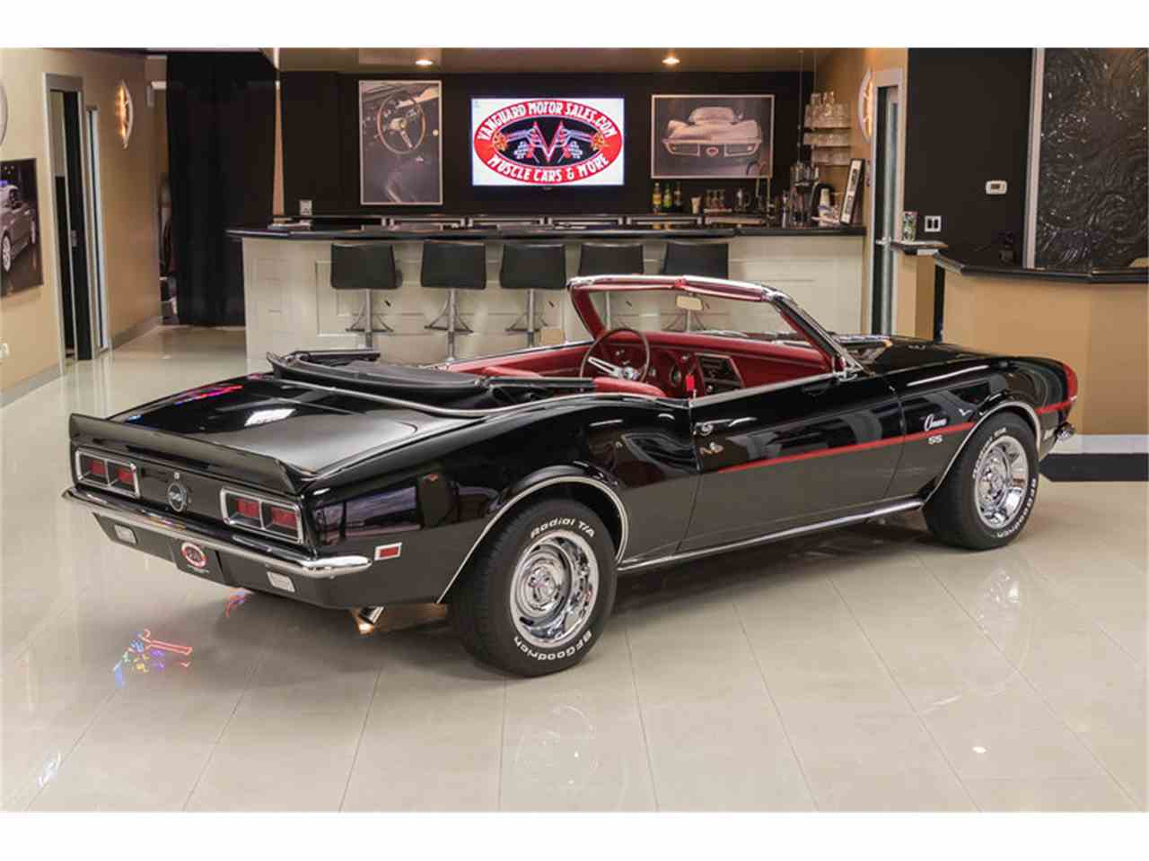 1968 chevrolet camaro rs ss convertible for sale cc 988616. Black Bedroom Furniture Sets. Home Design Ideas