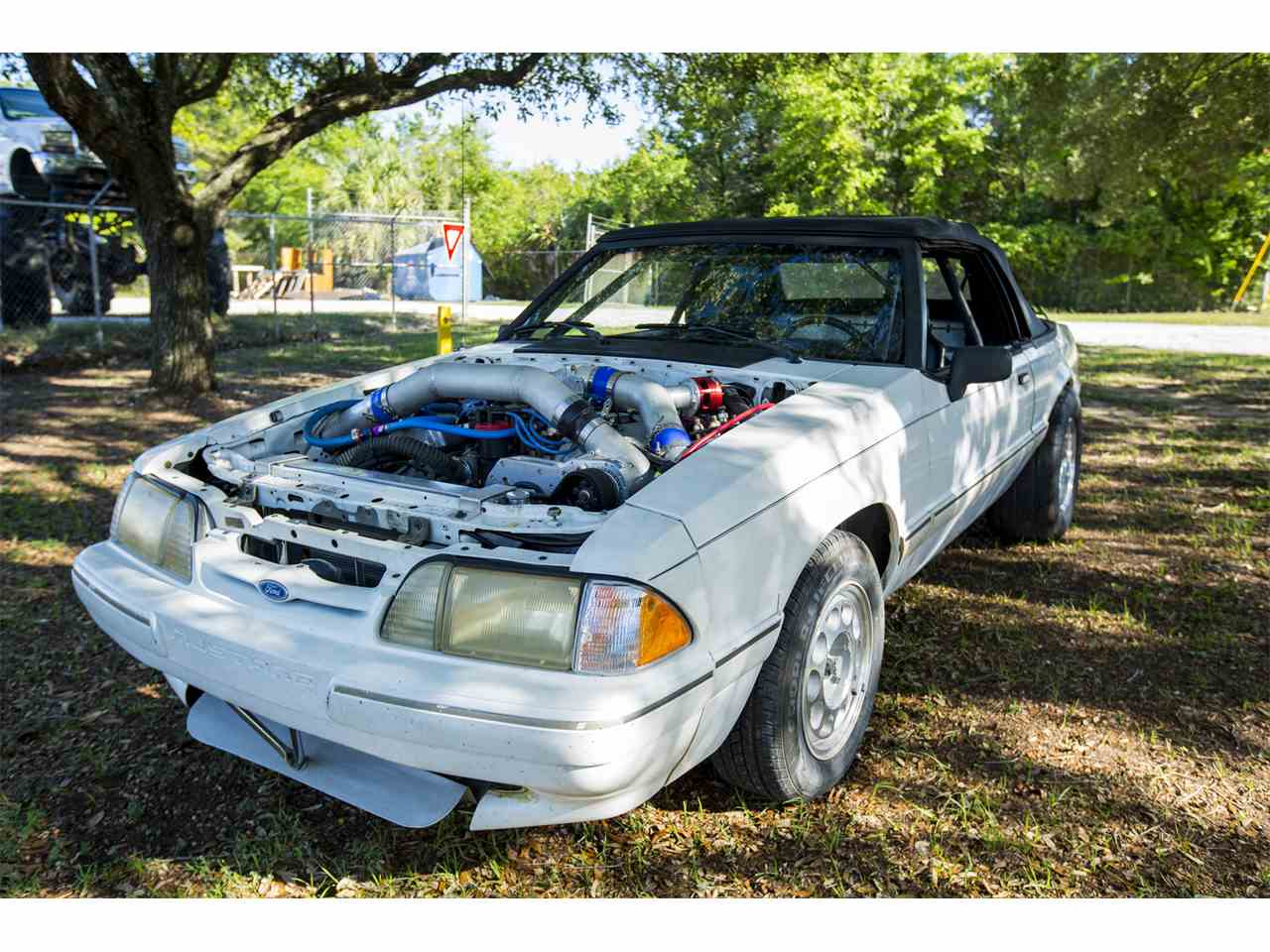 1988 Ford Mustang for Sale - CC-988618