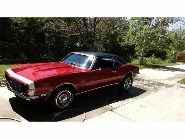1968 Chevrolet Camaro | 988630