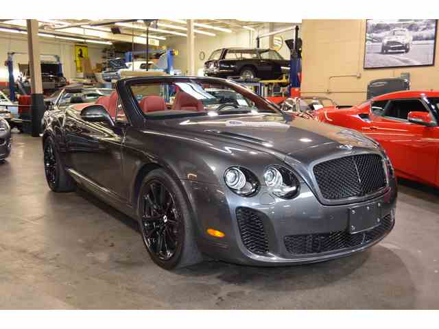 2011 Bentley Continental Supersports Convertible | 988631