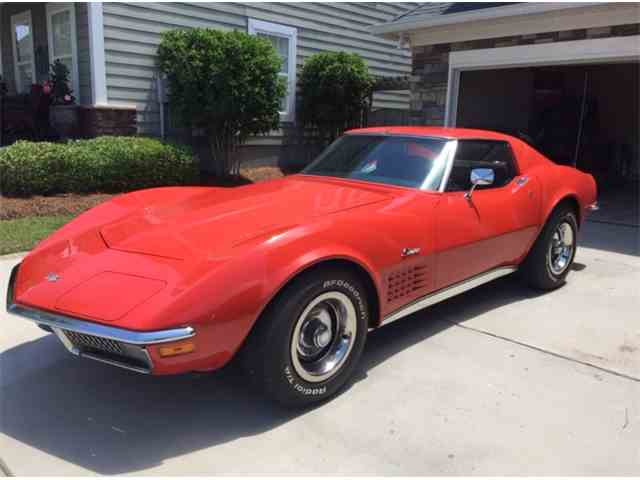 1970 Chevrolet Corvette | 988639