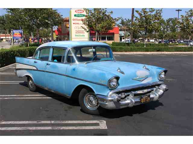 1957 Chevrolet Bel Air | 988649