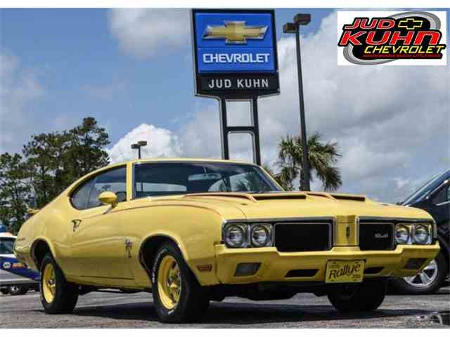 1970 Oldsmobile Cutlass | 980865