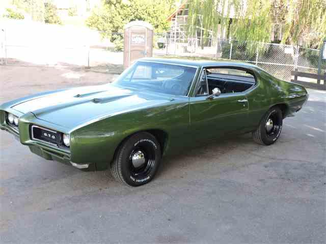 1968 Pontiac GTO | 988650