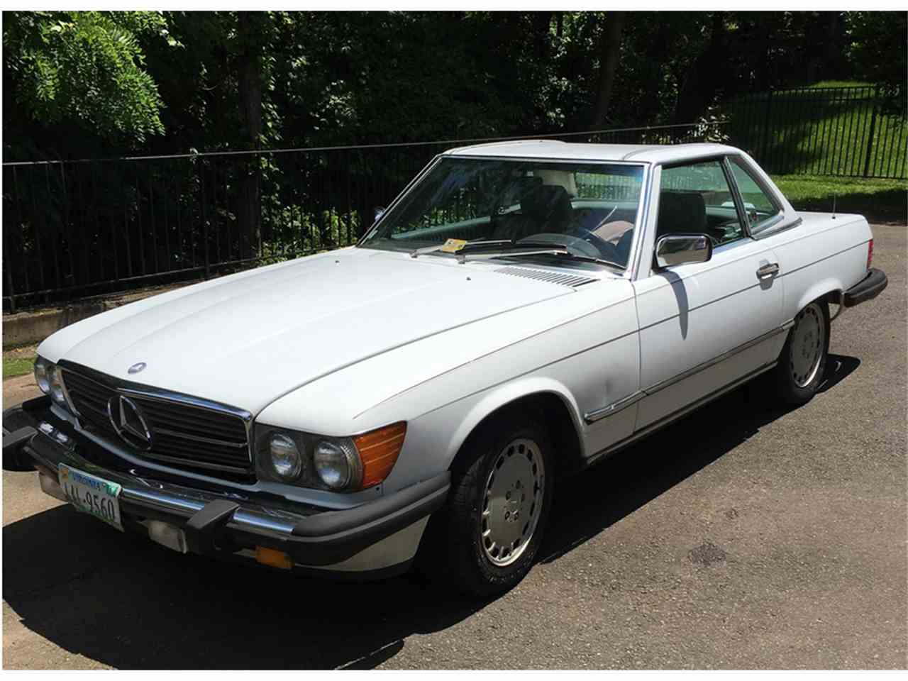 1988 mercedes benz 560sl for sale cc For1988 Mercedes Benz 560sl For Sale
