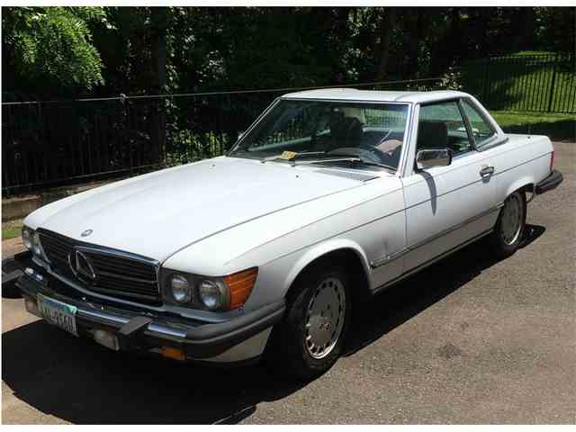 1988 Mercedes-Benz 560SL | 988657