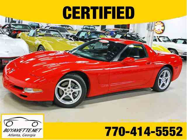 2000 Chevrolet Corvette | 980866