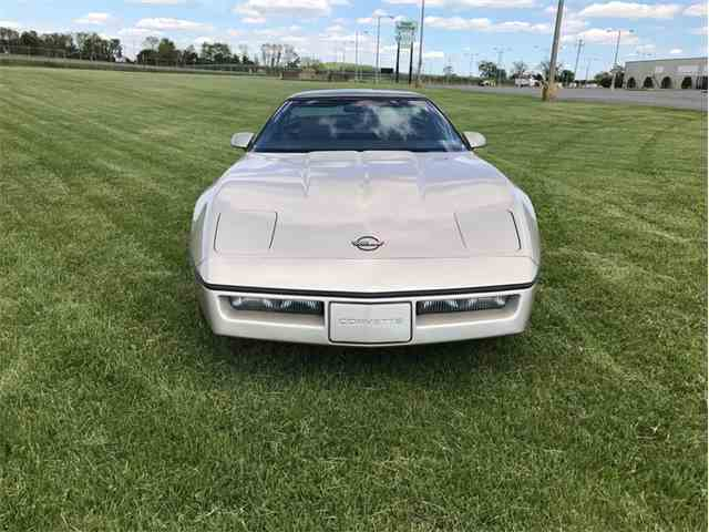 1986 Chevrolet Corvette Coupe 40k mi | 988667
