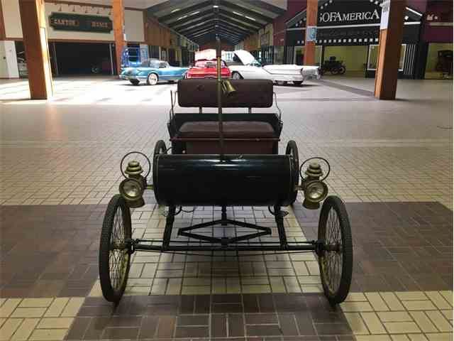 1901 Oldsmobile replica 2 seater black | 988670