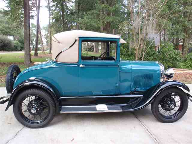 1928 Ford Model A | 988676
