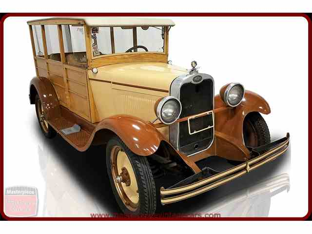 1928 Chevrolet Depot Hack Woody | 988680