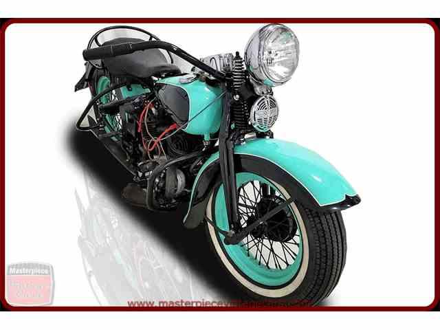 1934 Harley-Davidson VLD | 988681