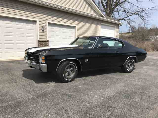 1971 Chevrolet Chevelle SS | 988683