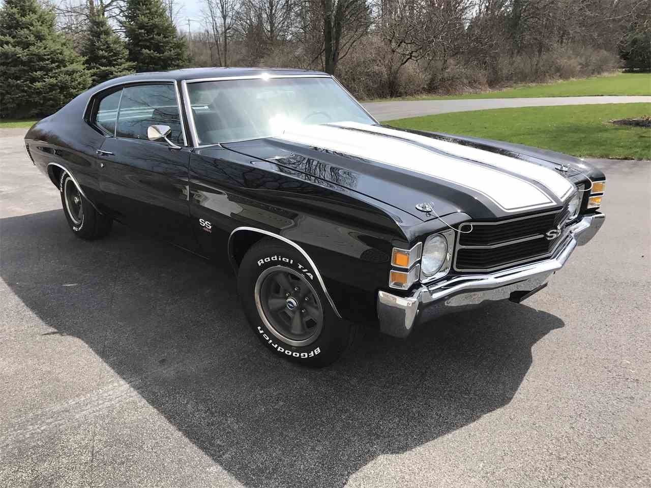 All Chevy 1971 chevrolet chevelle ss : 1971 Chevrolet Chevelle SS for Sale | ClassicCars.com | CC-988683