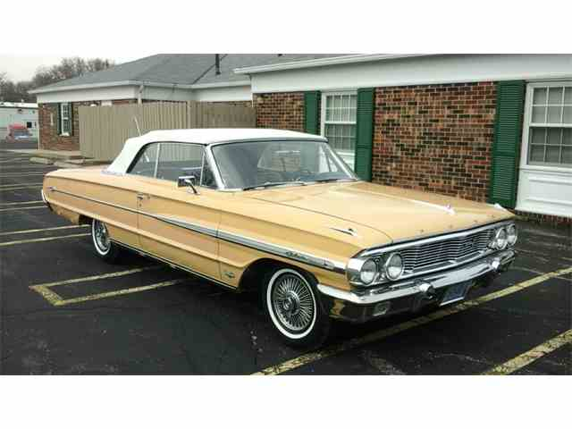 1964 Ford Galaxie 500 XL Convertible | 988695