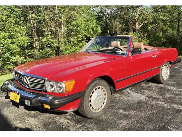 1987 Mercedes-Benz 560SL | 988729