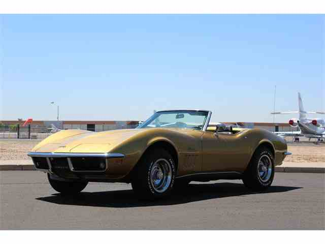 1969 Chevrolet Corvette | 980873