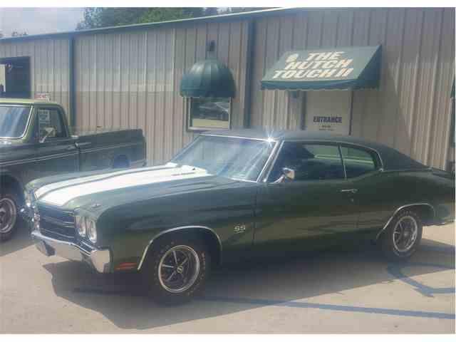 1970 Chevrolet Chevelle SS | 988730