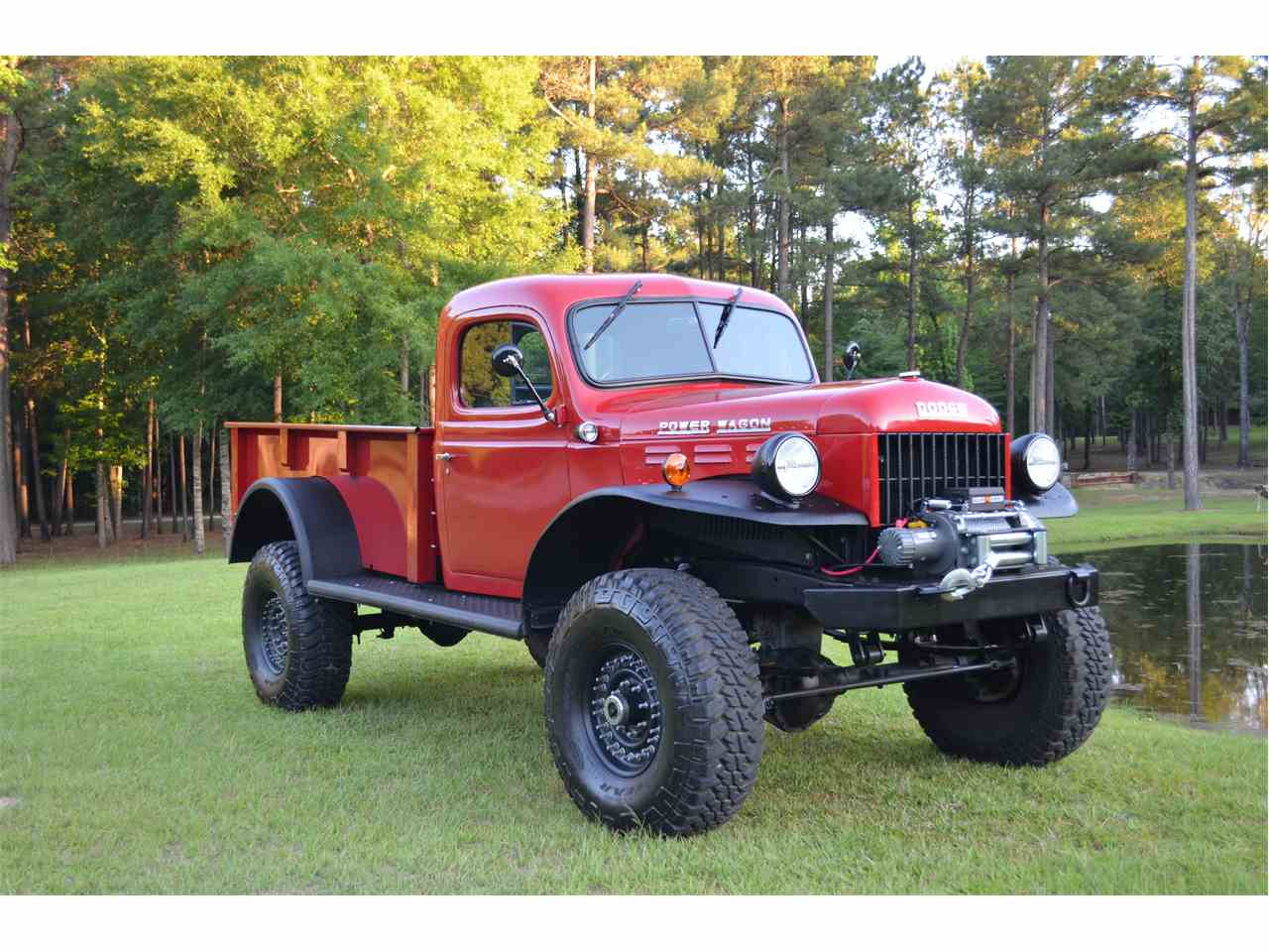 1949 dodge power wagon for sale cc 988731. Black Bedroom Furniture Sets. Home Design Ideas