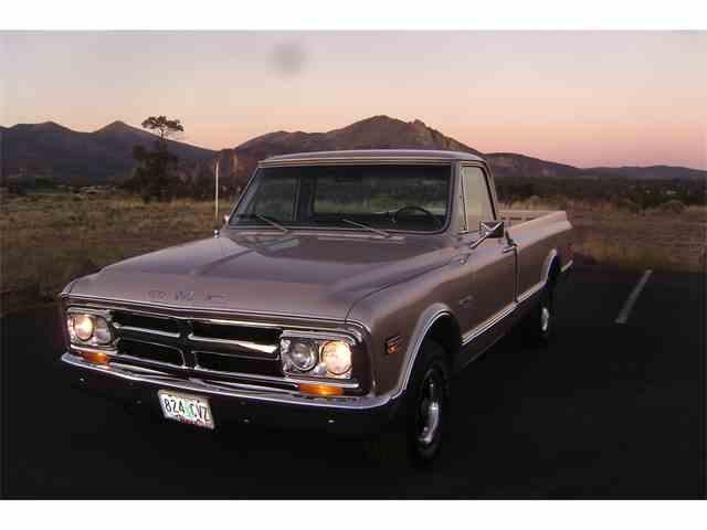 1968 GMC C1019500 | 988734