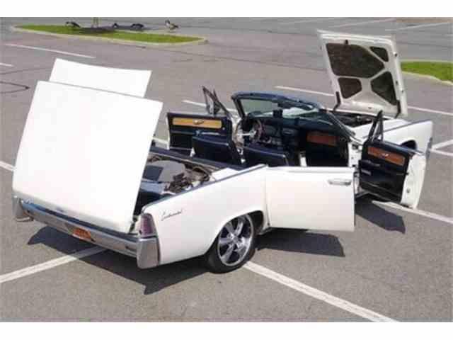 1963 Lincoln Continental | 988736