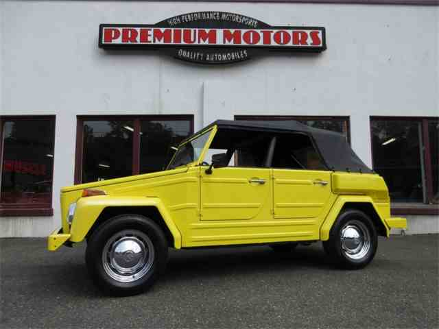 1974 Volkswagen Thing | 988737