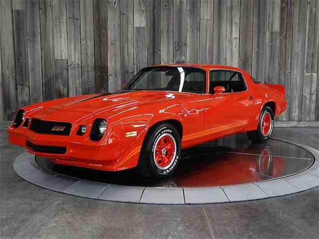 1980 Chevrolet Camaro Z28 | 988738