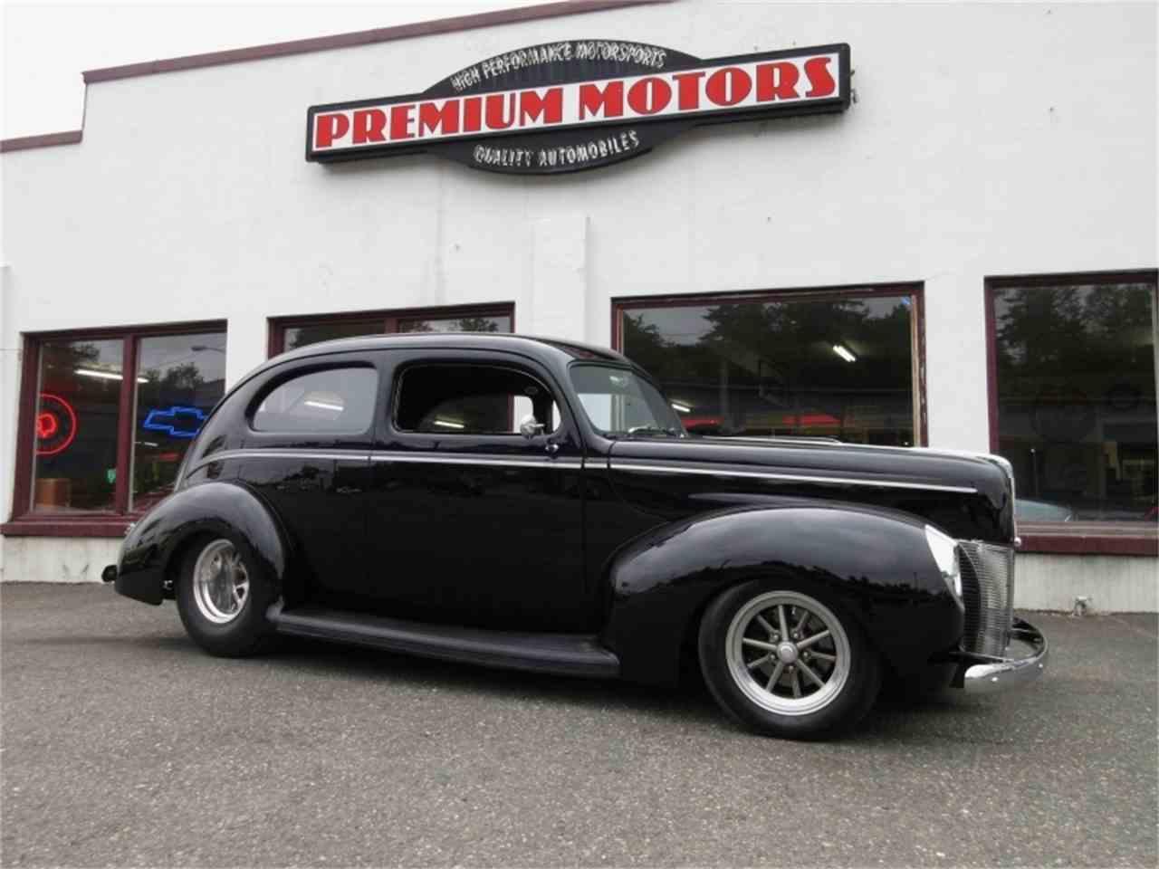1940 ford sedan for sale cc 988739. Black Bedroom Furniture Sets. Home Design Ideas