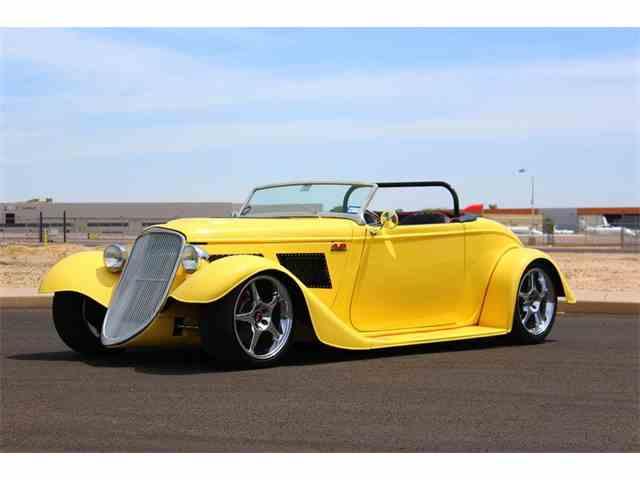 1933 Factory Five 33 Roadster | 980874
