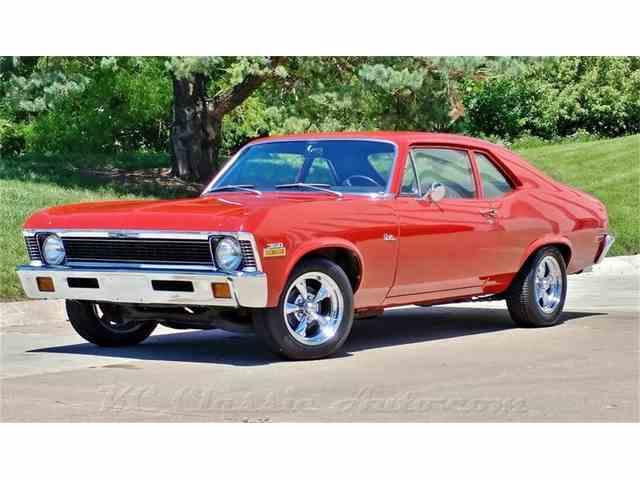 1971 Chevrolet Nova 350V8  4spd | 988744