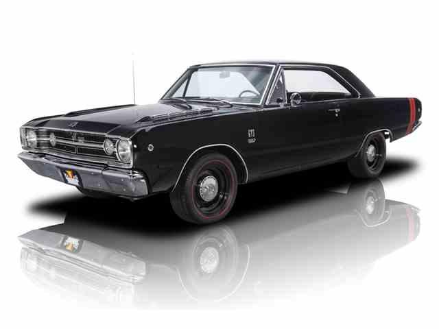 1968 Dodge Dart GTS | 988746