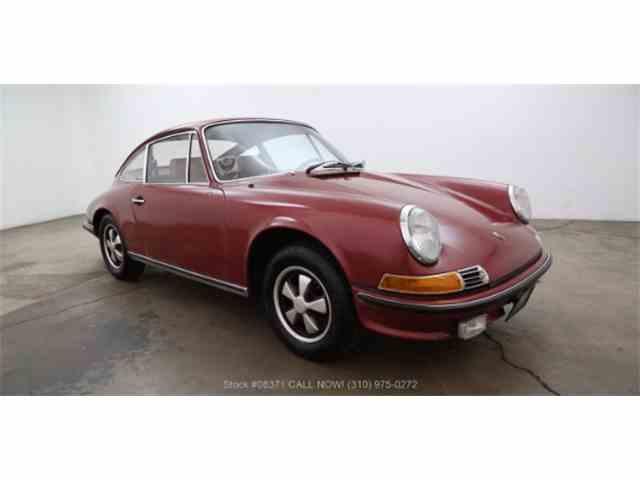 1970 Porsche 911T   988749