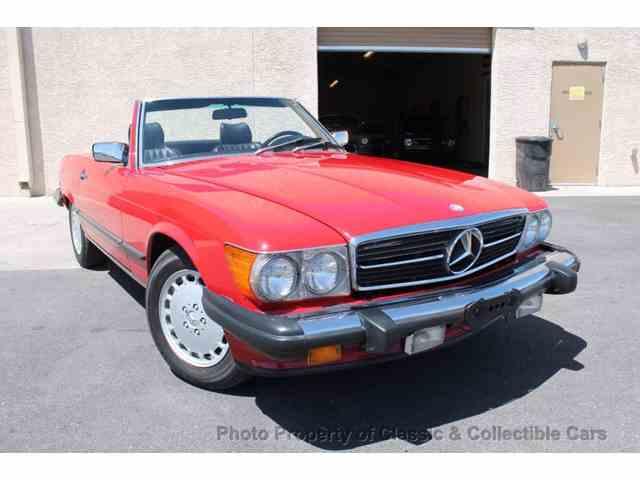 1986 Mercedes-Benz 560 | 980875