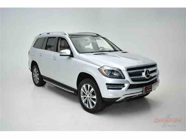 2014 Mercedes-Benz GL450 | 988750