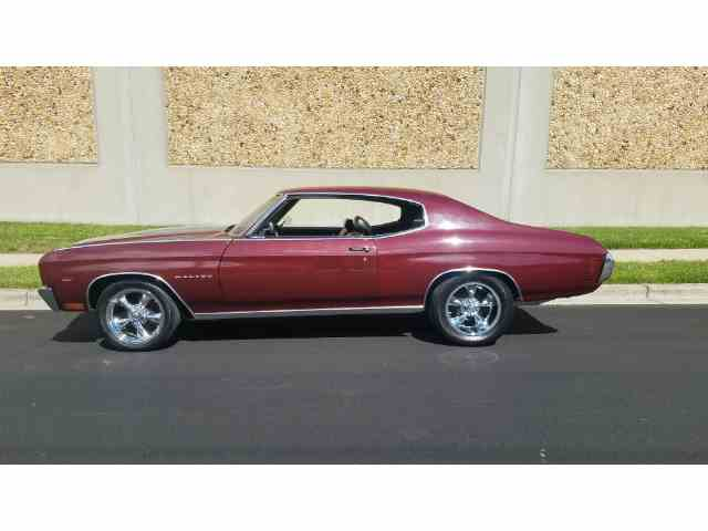 1970 Chevrolet Chevelle | 988754