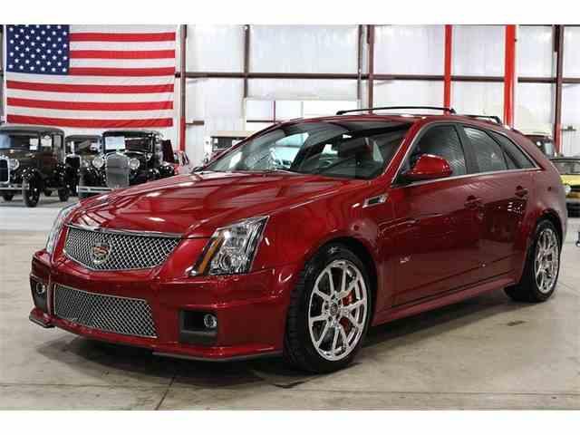 2013 Cadillac CTS | 988755