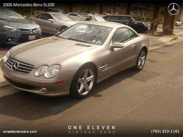 2006 Mercedes-Benz 500SL   988758