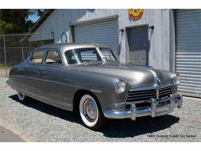 1949 Hudson Super 6 | 980876