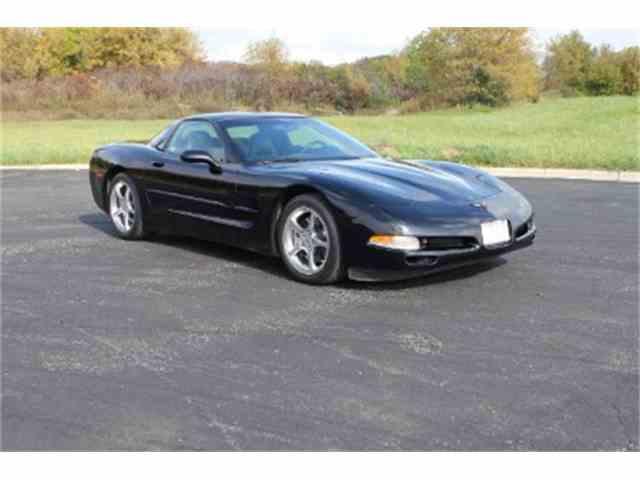 2004 Chevrolet Corvette   988763