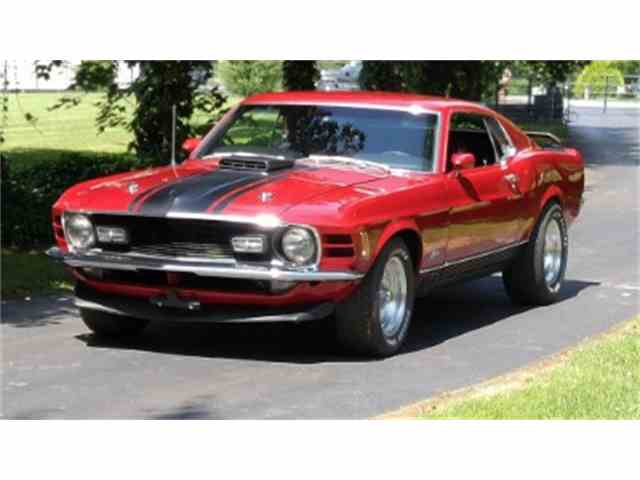 1970 Ford Mustang | 988766