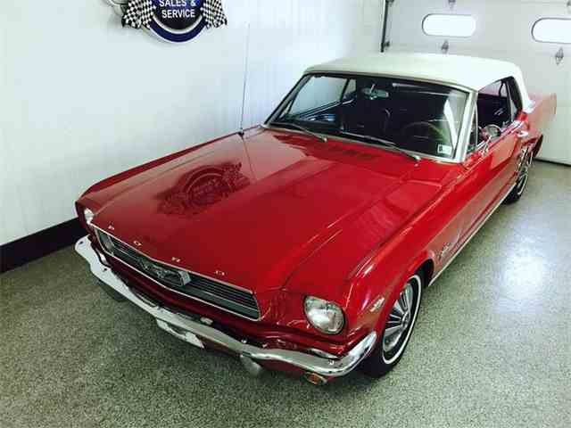 1966 Ford Mustang | 980877