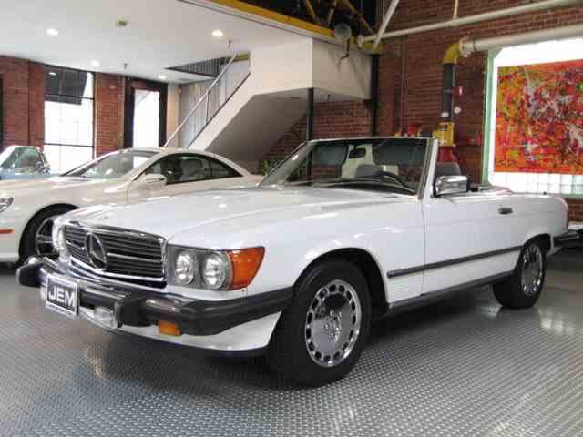 1987 Mercedes-Benz 560 | 988770