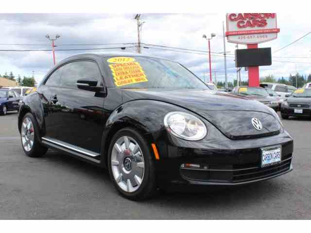 2012 Volkswagen Beetle | 988771
