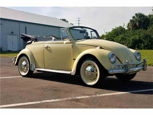 1967 Volkswagen Beetle   988778