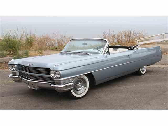 1964 Cadillac Series 62 | 988781